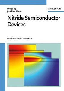 Nitride Semiconductor Devices: Principles and Simulation-cover