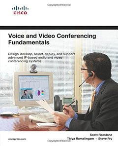 Voice and Video Conferencing  Fundamentals-cover