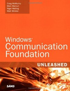 Windows Communication Foundation Unleashed-cover