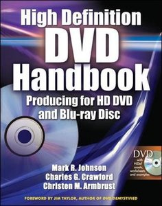 High-Definition DVD Handbook-cover