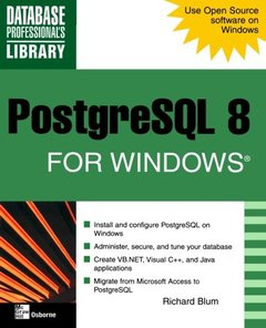 PostgreSQL 8 for Windows