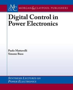 Digital Control in Power Electronics (Paperback)-cover
