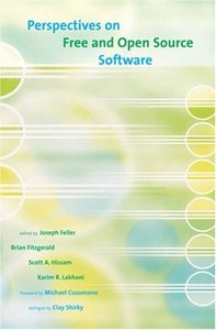 Perspectives on Free and Open Source Software-cover