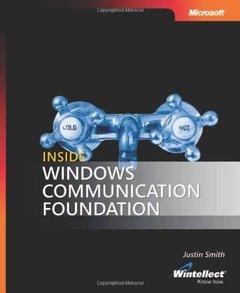 Inside Windows Communication Foundation (Paperback)-cover