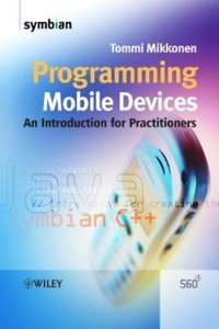 Programming Mobile Devices: An Introduction for Practitioners-cover