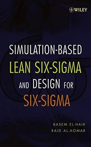 Simulation-based Lean Six-Sigma and Design for Six-Sigma-cover