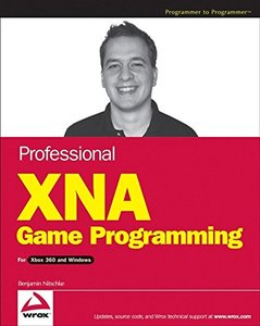 Professional XNA Game Programming: For Xbox 360 and Windows-cover