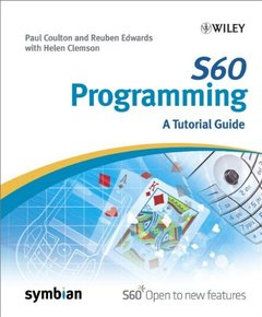 S60 Programming: A Tutorial Guide (Paperback)-cover