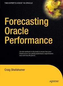 Forecasting Oracle Performance (Hardcover)-cover