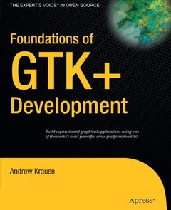 Foundations of GTK+ Development-cover