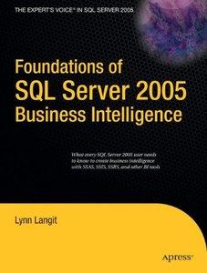 Foundations of SQL Server 2005 Business Intelligence (Paperback)-cover