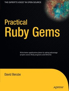 Practical Ruby Gems-cover