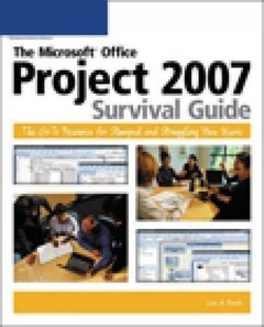 The Microsoft Project Survival Guide: The Go-to Resource for Stumped and Struggling New Users (Paperback)-cover