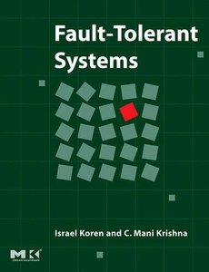 Fault-Tolerant Systems (Hardcover)-cover