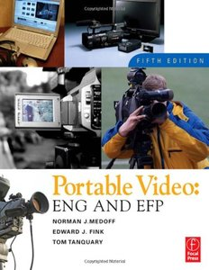 Portable Video, 5/e: ENG & EFP-cover