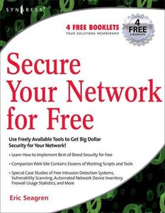 Secure Your Network for Free-cover