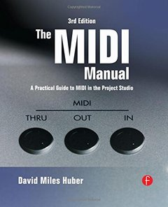 The MIDI Manual, 3/e: A Practical Guide to MIDI in the Project Studio-cover