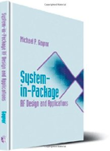 System-in-Package RF Design and Applications-cover