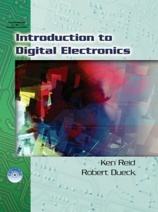 Introduction to Digital Electronics (Hardcover)-cover