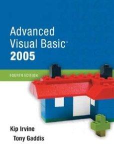 Advanced Visual Basic 2005, 4/e-cover
