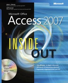 Microsoft Office Access 2007 Inside Out (Paperback)-cover