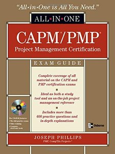 CAPM/PMP Project Management All-in-One Exam Guide (Hardcover)-cover