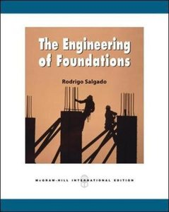 The Engineering of Foundations (美國版ISBN:0072500581)-cover