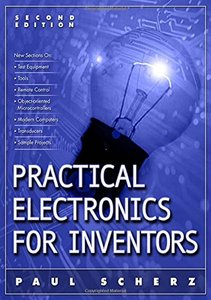 Practical Electronics for Inventors, 2/e-cover