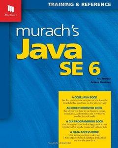 Murach's Java SE 6-cover