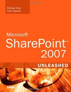 Microsoft SharePoint 2007 Unleashed (Paperback)-cover