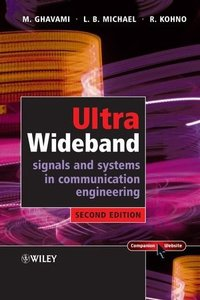 Ultra Wideband Signals and Systems in Communication Engineering, 2/e-cover