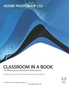 Adobe Photoshop CS3 Classroom in a Book-cover