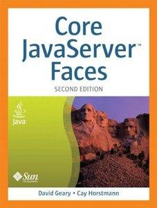 Core JavaServer Faces, 2/e-cover