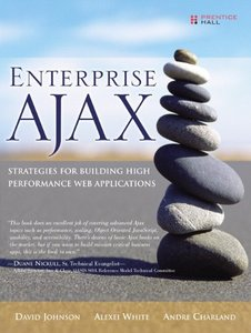 Enterprise AJAX: Strategies for Building High Performance Web Applications-cover