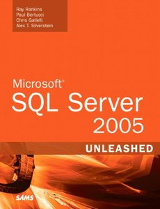 Microsoft SQL Server 2005 Unleashed-cover