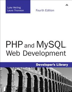 PHP and MySQL Web Development, 4/e (Paperback)-cover