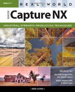 Real World Nikon Capture NX (Paperback)-cover