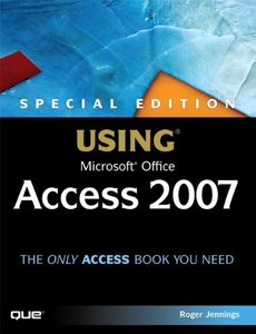 Special Edition Using Microsoft Office Access 2007-cover