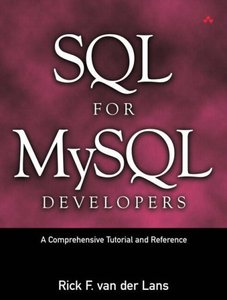 SQL for MySQL Developers: A Comprehensive Tutorial and Reference (Paperback)-cover