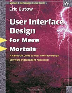 User Interface Design for Mere Mortals-cover