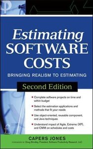 Estimating Software Costs, 2/e-cover