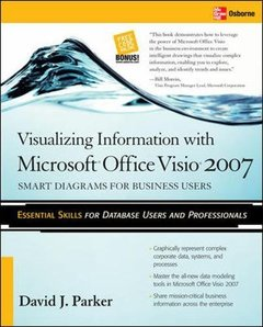 Visualizing Information with Microsoft Office Visio 2007 (Paperback)-cover