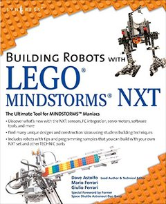Building Robots with LEGO Mindstorms NXT (Paperback)-cover