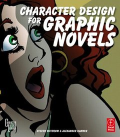 Character Design for Graphic Novels (Paperback)-cover