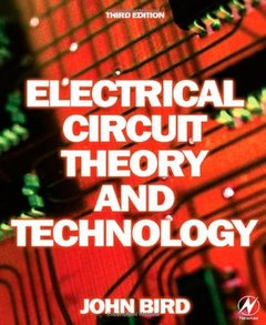 Electrical Circuit Theory and Technology, 3/e-cover
