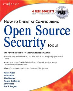 How to Cheat at Configuring Open Source Security Tools-cover