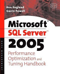 Microsoft SQL Server 2005 Performance Optimization and Tuning Handbook (Paperback)-cover