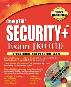 Security+ Study Guide, 2/e-cover
