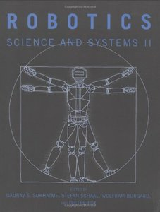 Robotics: Science and Systems II-cover
