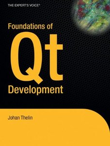 Foundations of Qt Development (Paperback)-cover
